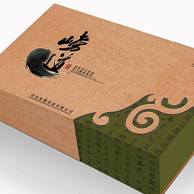 茶品牌包装盒