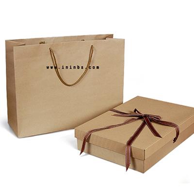 礼物盒手提袋