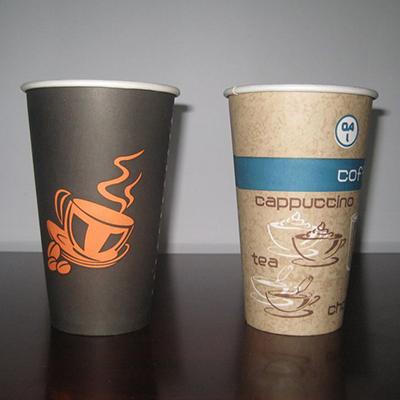 咖啡店类别纸杯